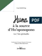 Huna Hoponopono