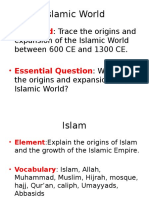 sswh5 islam powerpoint