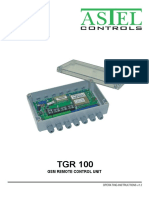 Tgr100 User Manual v12 Astel Controls