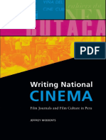 Writing National Cinema