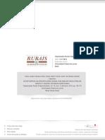 Ecoeficiência Da Agropecuária Goiana Com Análise Envoltória de Dados e Funções Distância Direcionais