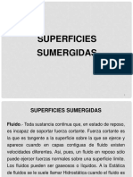 Superficies Sumergidas