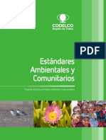 Estandares Ambientales y Comunitarios