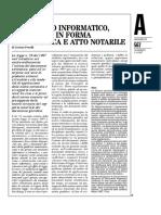 Petrelli - Documento informatico, contratto in forma elettronica e atto notarile - 1997.pdf