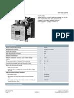 Data Sheet y Medids 3RT1066-6PP35-0SW0