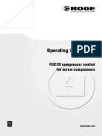 Manual de operación FOCUS