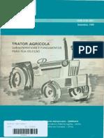 Trator Agricola Caracteristicas e Fundamentos Para Sua Selecao PDF