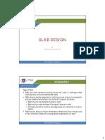 Chapter 6 Slab Design