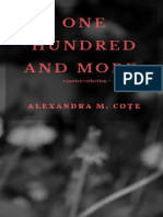 One Hundred and More E-book