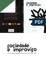 POZZOBON, Jorge - Sociedade e Improviso, 2011