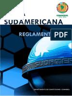Copa Sudamericana 2016 - Reglamento