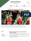 Boletín de noticias KLR 31OCT2016