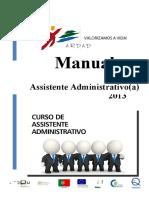 Manual Assistente Administrativo Atual