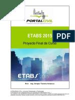 Proyecto Final ETABS