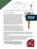The Kolb Family Newsletter October 2016