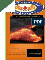Buku Geokimia Magma Dan Batuan Beku