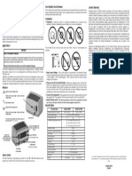 LE600-1200 Manual