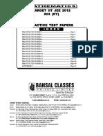 bansal practice papers.pdf