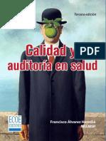 Calidad y Auditoria en Salud Vista Preliminar Del Libro