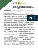 Efeitos Do Preparo Do Solo e Profundidade de Plantio No Desenvolvimento Da Cultura Do Milho (Zea Mays L.) Em Capitão Poço, Pará