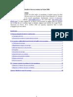 French - Droit Musulman de La Famille Et Des Successions en Suisse 2006
