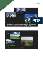landforms blog 1516