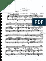 Es Grünt So Grün (Klavierauszug)