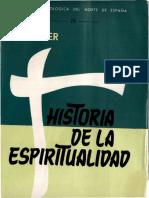 Historia de la Espiritualidad. Moliner, Jose Maria