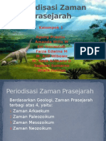 (x1)Periodisasi Zaman Prasejarah