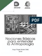 Hugo Roger Alvaro Soto - Nociones básicas para entender la antropología