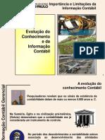 2 - Importancia e Limitações Da Informação Contábil