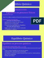 Introduccion al equilibrio quimico.ppt..pps