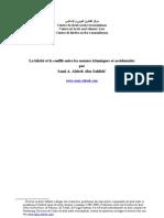 French - La laïcité et le conflit entre les normes islamiques et occidentales