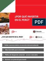 PPT_Por Que Invertir en Peru