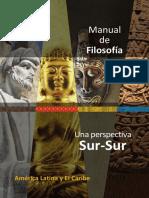 UNESCO - Manual de Filosofía - América Latina y El Carïbe