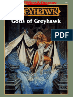 TSR 116XX Gods of Greyhawk v2.0