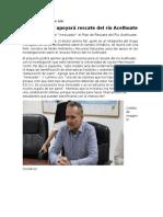Premio Novel Apoyará Rescate Del Río Acelhuate (1)
