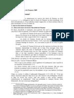 French - La Sharia Et Les Droits de l'Homme, 2009