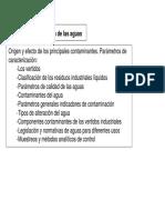 Tema 2 - Contaminacion de Las Aguas