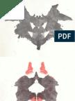 LAMINAS Test Rorschach