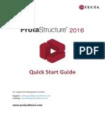 ProtaStructure QSG En