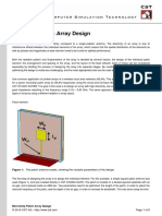 Microstrip Patch Array Design.pdf