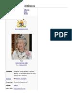Anexo Reyes de Inglaterra
