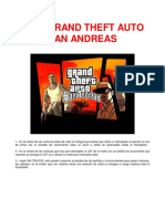 Guia GTA San Andreas