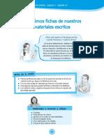 Documentos Primaria Sesiones Comunicacion TercerGrado TERCER GRADO U1 Sesion 10