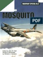 Warpaint Special 03 - De Havilland Mosquito