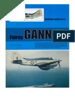 Warpaint 23 Fairey Gannet