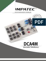 Discadora Compatec Manual Dca4mf