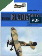 Warpaint 37 Gloster Gladiator