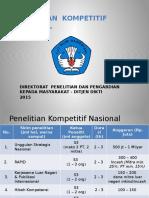 Penelitian Kompetitif Nasional (1)
